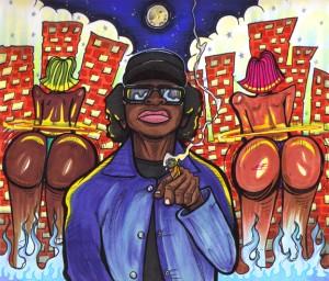 Eazy E: March 26, 1995