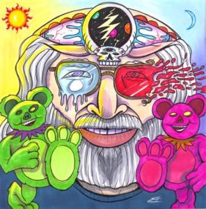 Jerry Garcia: August 9, 1995