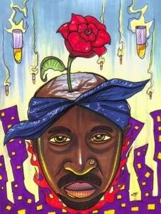 Tupac Shakur: September 13, 1996