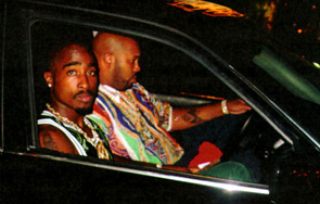 Last photo of Tupac alive