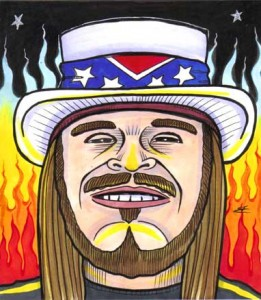 Ronnie Van Zant: October 20, 1977